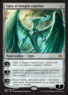 Ugin, el dragón espíritu (Ugin, the Spirit Dragon)