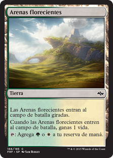 Arenas florecientes (Blossoming Sands)