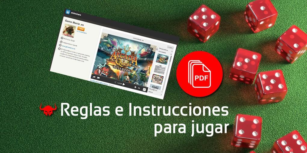 Reglas E Instrucciones De Juegos Gamemania Amantes De Mtg Juegos