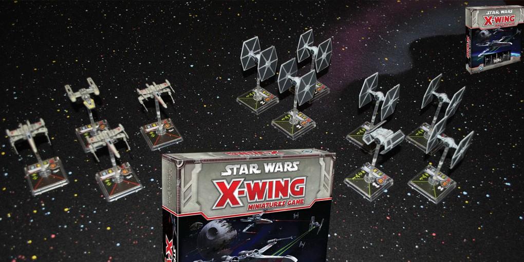 Star Wars X Wing Un Juego De Miniaturas Coleccionables
